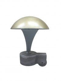 LED Flagpole Dome Downlight - External Halyard