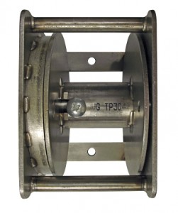 Flagpole Box Winch & Handle