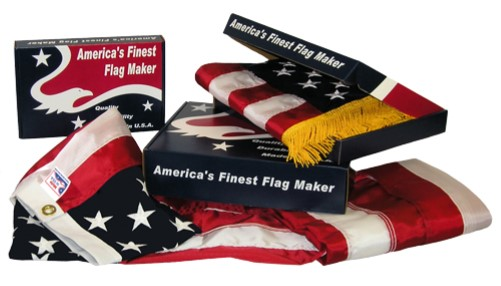 US Flags - 100% American Made Quality